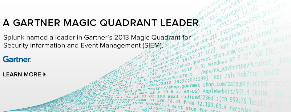 A Gartner Magic Quadrant Leader